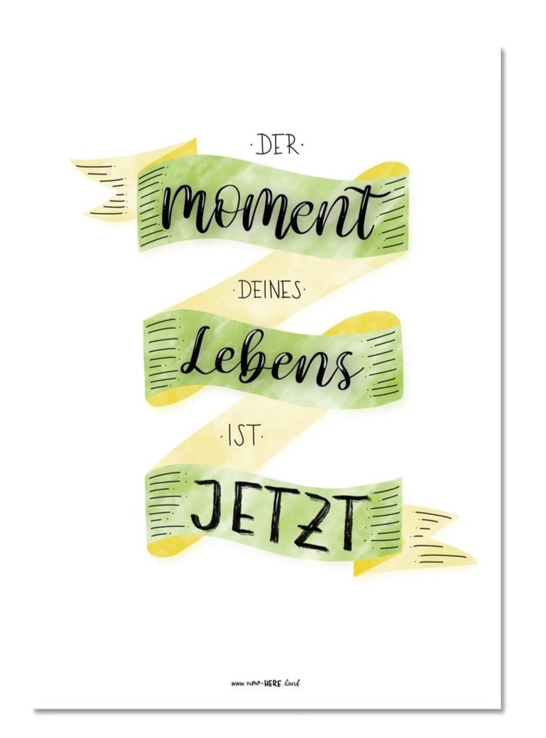 Der Moment // Fine Art Print