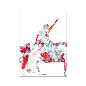Unicorns // Fine Art Print