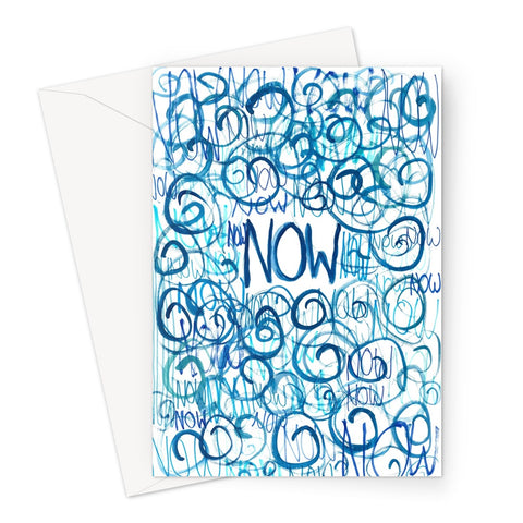 Now // Greeting Card