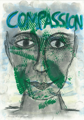 Compassion // Original Art
