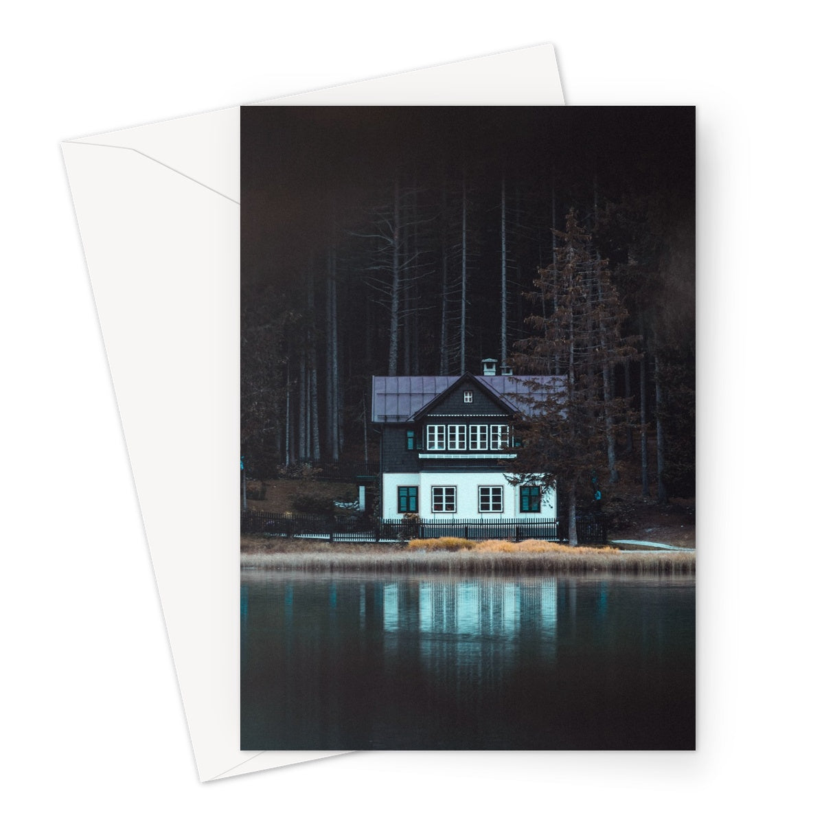 House // Greeting Card
