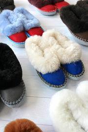 Lucky Dip Women's Sheepskin Slippers - ONAIE