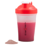 EnerGHack Red Shaker Bottle