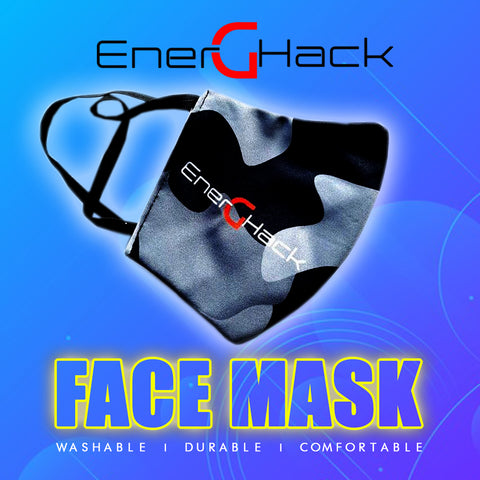 Energhack 3 Layer Mask