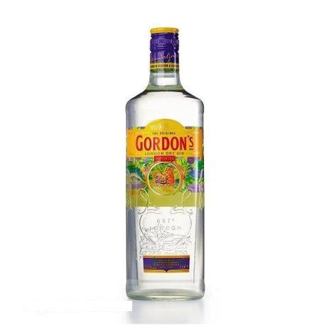 Gin Gordon's, 750ml cada