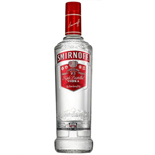 Vodka Smirnoff - 980ml