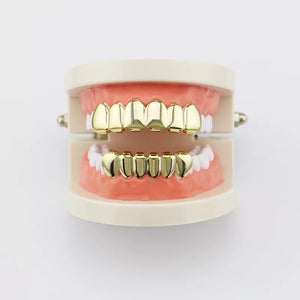 Top and Bottom Grillz