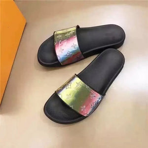 Holographic Slides
