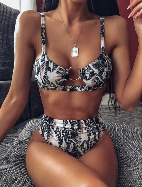 Snake Mix & Match Bikini