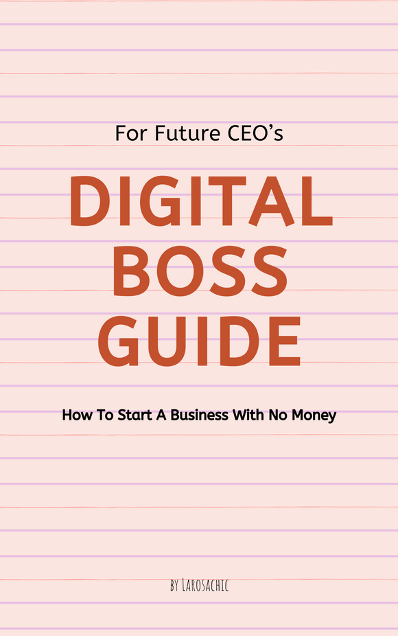 Digital Boss Guide