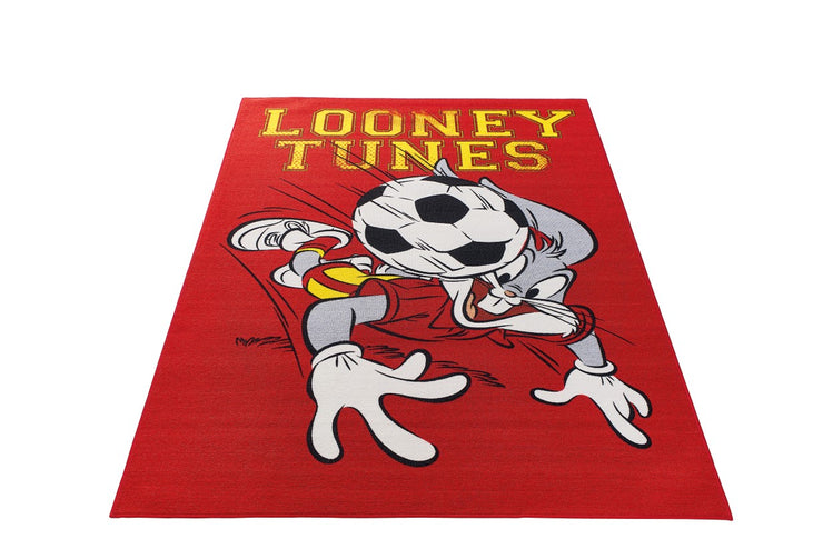 Dolce Vita Kids Carpet Nino 208 Bugs Bunny Red