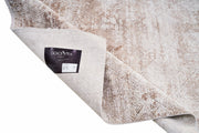 Dolce Vita Carpet Escape 8003 Beige Bamboo Viscose Carpet - dolcevitarug