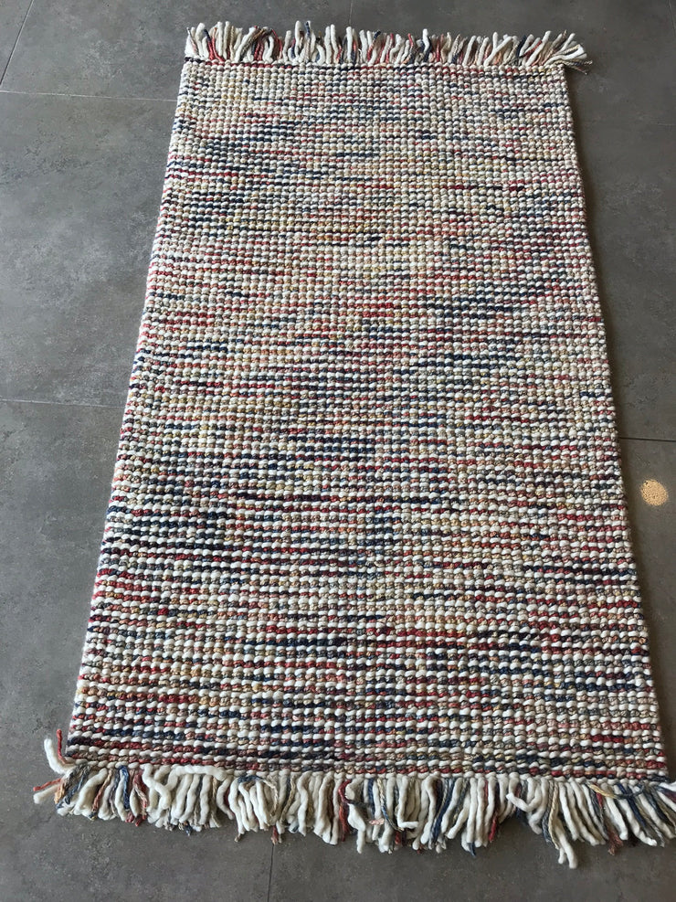 Dolce Vita Carpet Hand made high-quality Toskano orange