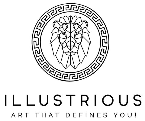 Illustrious is Aimed at Creating Specially Designed Canvas Art Pieces to change the aesthetics of your space, Making your Office or Home More vibrant