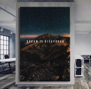 Dream To Disappear
