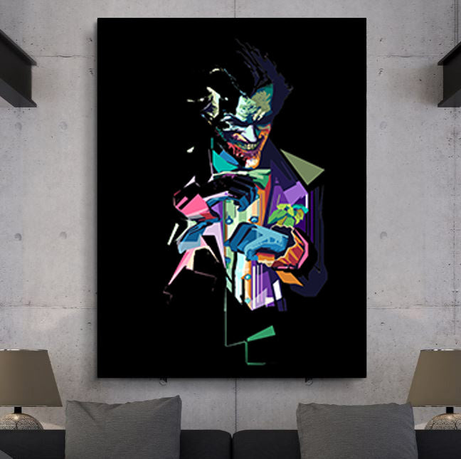 Joker Abstract