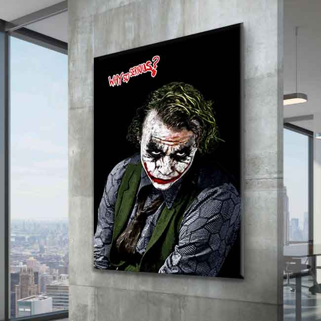 Why So Serious? (Joker)
