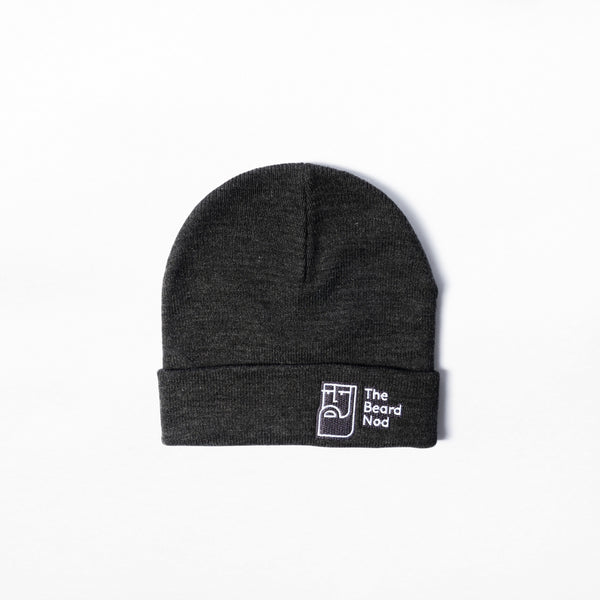 The Beard Nod Cuff Beanie