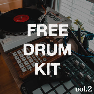 Soulquest music drumkit containing drum samples, loops and percussions