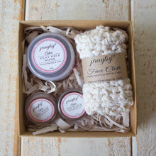 Load image into Gallery viewer, Adore Facial Gift Box | Chocolate & Vanilla | For All Skin Types