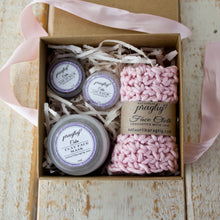 Load image into Gallery viewer, Calm Facial Gift Box | Lavender, Chamomile & Neroli | For Sensitive Skin Types