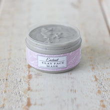 Load image into Gallery viewer, Enchant Kaolin Clay Face Mask | Bergamot, Rose & Sandalwood | For Dry or Mature Skin