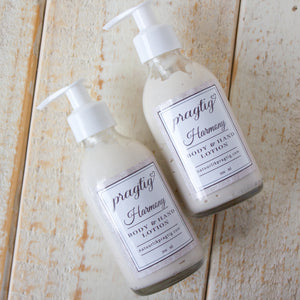 Harmony Body & Hand Lotion | Coffee & Vanilla