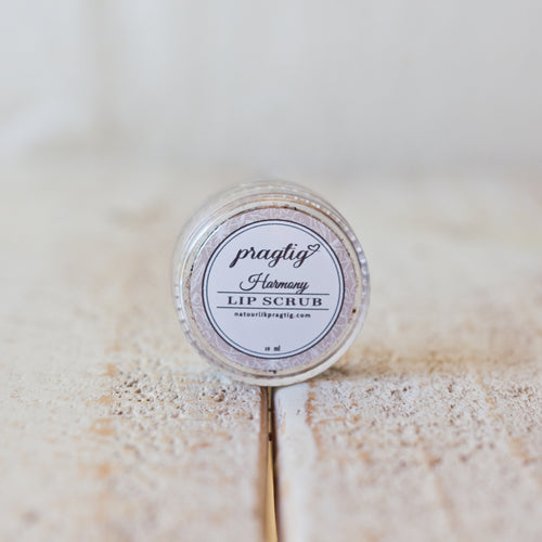 Harmony Lip Scrub | Coffee & Vanilla