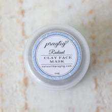 Load image into Gallery viewer, Radiant Kaolin Clay Face Mask | Grapefruit, Neroli & Rose | For Oily Skin