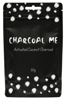 Charcoal Me Activated Charcoal Powder (60g)