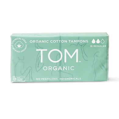 TOM Organic Regular Tampons (16)