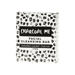 Charcoal Me Facial Cleansing Bar (170g)