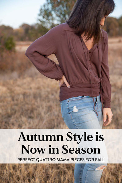 Graphic for autumn style post