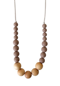 The Landon Teething Necklace