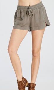 Super Soft Drawstring Shorts