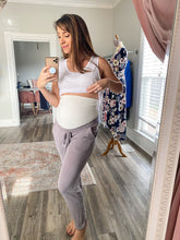 Load image into Gallery viewer, Maternity Brushed Sweatpants