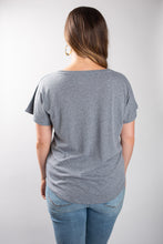 Load image into Gallery viewer, Tired as a Mother Slouchy T-Shirt