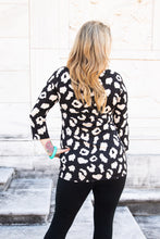 Load image into Gallery viewer, Leopard Print Maternity/Postpartum Top