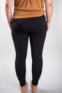 Super Soft High-Waisted Leggings with Phone Pockets
