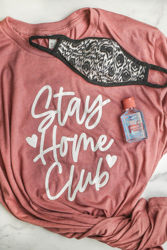 Stay Home Club Kit