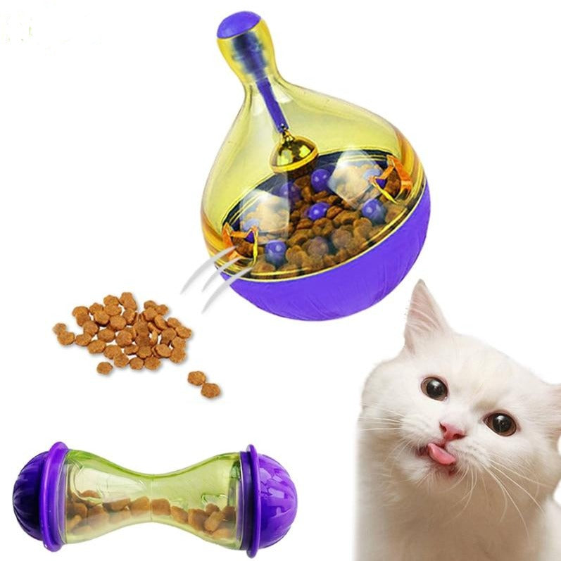 Treat Dispenser Toy for Cats