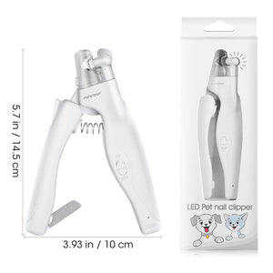 4-in-1 LED Nail Clipper