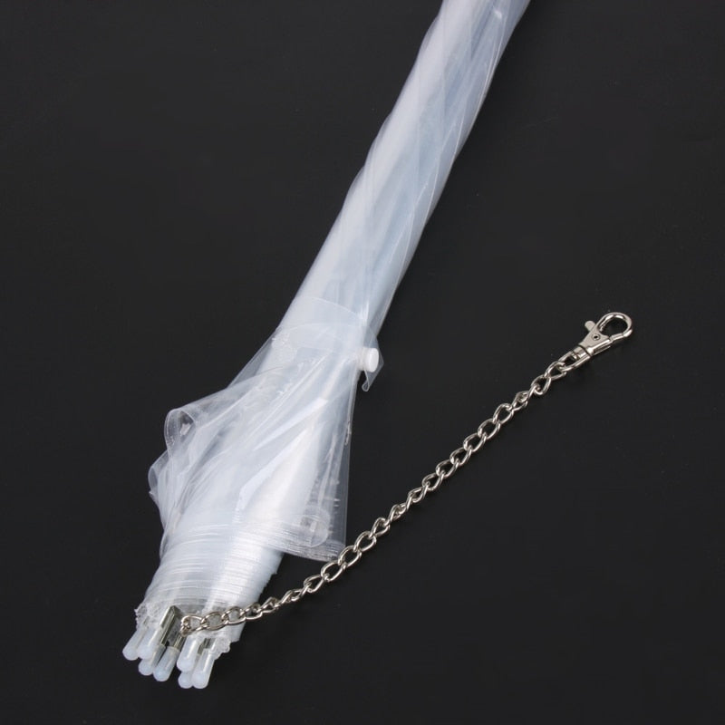 PetCareClub™ Transparent dogbrella leash
