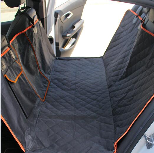 Hammock Designed Dog Car Seat Cover