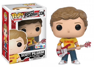Funko Pop! Movies : Scott Pilgrim vs the World - Scott Pilgrim #336 Toys'R'Us Exclusive