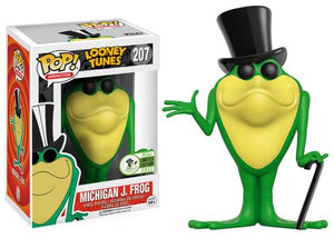 Funko Pop! Animation: Looney Tunes - Michigan J. Frog #207 ECCC 2017 Exclusive