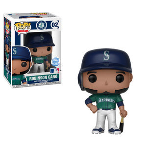 Funko Pop! MLB: Seattle Mariners - Robinson Cano #02 Exclusive
