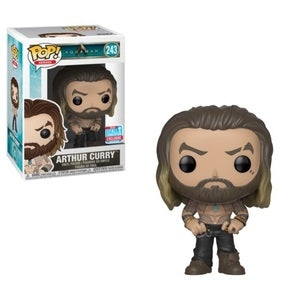 Funko Pop! Movies: Aquaman - Arthur Curry #243 Fall Convention Exclusive