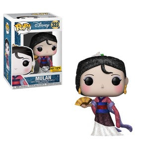 Funko Pop! Disney: Mulan Diamond Collection Hot Topic Exclusive