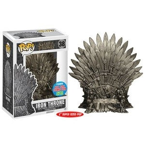 Funko Vinyl! Game of Thrones - Iron Throne #38 NYCC Limited Edition